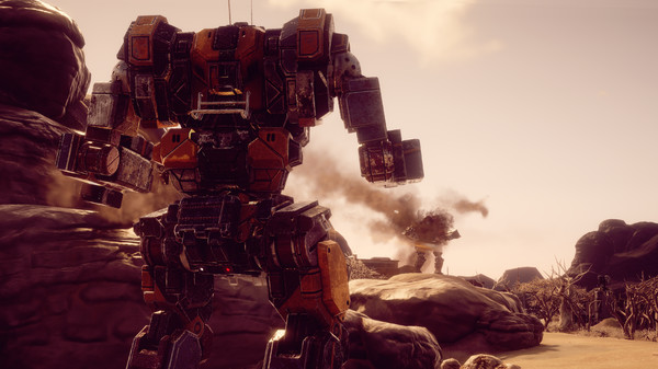 скриншот BattleTech 7