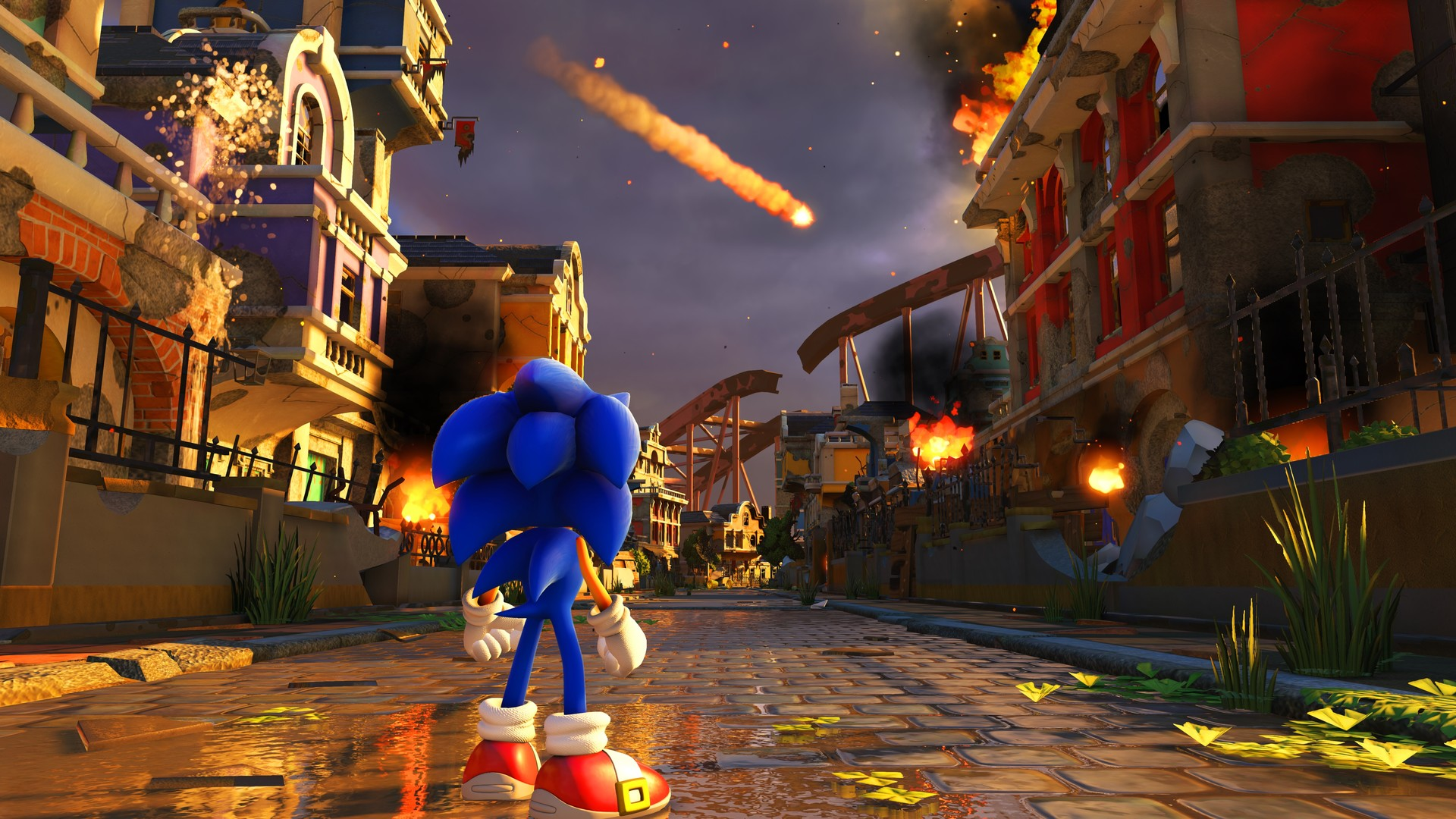 sonic forces pc download demo