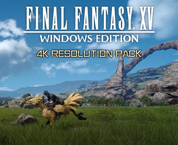 final fantasy xv windows edition on steam