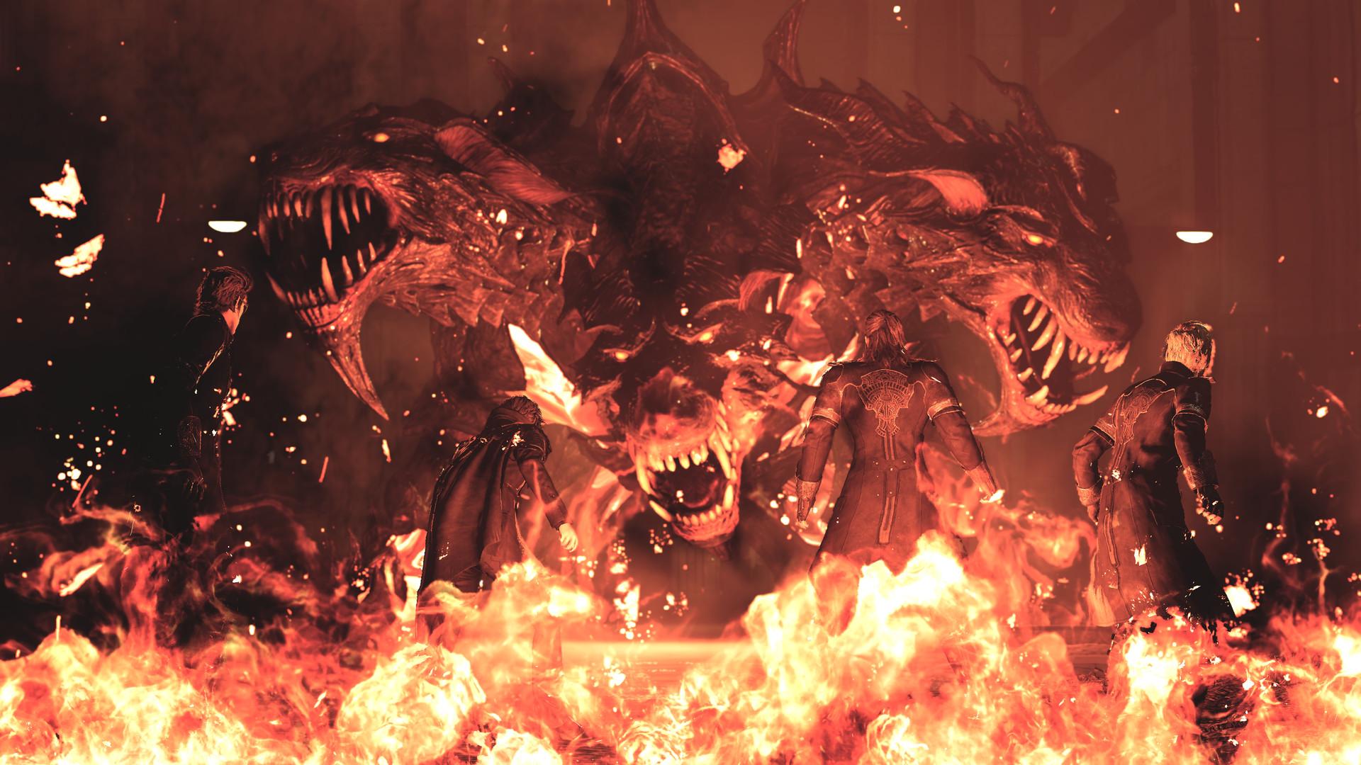 Link Tải Game Final Fantasy XV Windows Edition Miễn Phí Thành Công