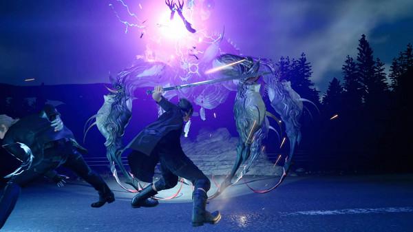 Final Fantasy XV: Windows Edition Inc DLC's Full Version