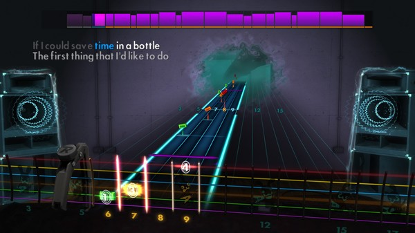 "Скриншот №1 к Rocksmith® 2014 Edition – Remastered – Jim Croce - ""Time in a Bottle"""