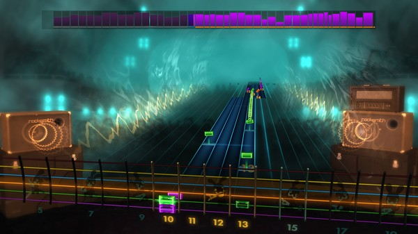 "Скриншот №3 к Rocksmith® 2014 Edition – Remastered – Peter Frampton - ""Do You Feel Like We Do"""