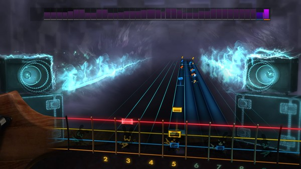 "Скриншот №2 к Rocksmith® 2014 Edition – Remastered – Peter Frampton - ""Do You Feel Like We Do"""