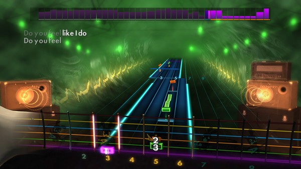 "Скриншот №4 к Rocksmith® 2014 Edition – Remastered – Peter Frampton - ""Do You Feel Like We Do"""