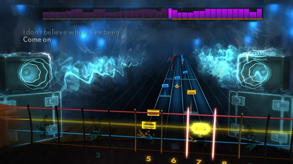 "Скриншот №1 к Rocksmith® 2014 Edition – Remastered – Peter Frampton - ""Do You Feel Like We Do"""