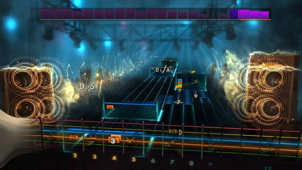 "Скриншот №5 к Rocksmith® 2014 Edition – Remastered – Thin Lizzy - ""Cowboy Song"""