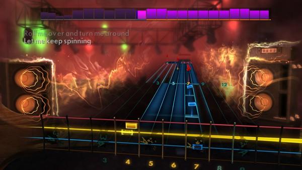 "Скриншот №1 к Rocksmith® 2014 Edition – Remastered – Thin Lizzy - ""Cowboy Song"""