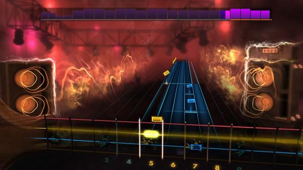 "Скриншот №2 к Rocksmith® 2014 Edition – Remastered – Thin Lizzy - ""Cowboy Song"""