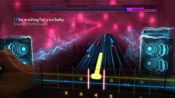 "Скриншот №2 к Rocksmith® 2014 Edition – Remastered – The Strokes - ""You Only Live Once"""
