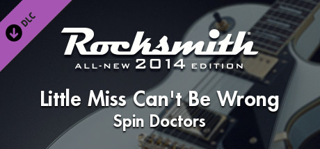 """Rocksmith® 2014 Edition – Remastered – Spin Doctors – """"Little Miss Cant Be Wrong"""""""