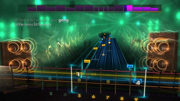 """Скриншот №3 к Rocksmith® 2014 Edition – Remastered – Spin Doctors - """"Little Miss Cant Be Wrong"""""""