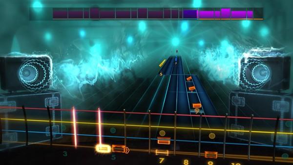"""Скриншот №1 к Rocksmith® 2014 Edition – Remastered – Supergrass - """"Alright"""""""