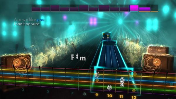 """Скриншот №3 к Rocksmith® 2014 Edition – Remastered – Supergrass - """"Alright"""""""