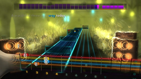 Скриншот №5 к Rocksmith® 2014 Edition – Remastered – Marilyn Manson Song Pack