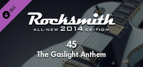 "Rocksmith® 2014 Edition – Remastered – The Gaslight Anthem – ""45"""