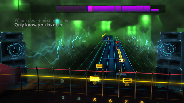 "Скриншот №5 к Rocksmith® 2014 Edition – Remastered – Passenger - ""Let Her Go"""
