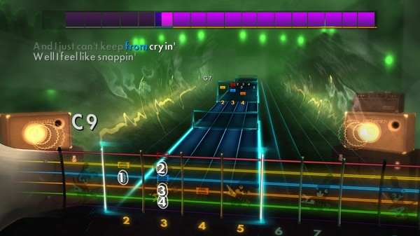 "Скриншот №3 к Rocksmith® 2014 Edition – Remastered – Muddy Waters - ""I Cant Be Satisfied"""