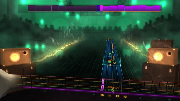 "Скриншот №2 к Rocksmith® 2014 Edition – Remastered – Muddy Waters - ""I Cant Be Satisfied"""