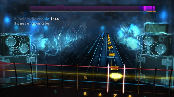 "Скриншот №4 к Rocksmith® 2014 Edition – Remastered – Airbourne - ""Runnin Wild"""
