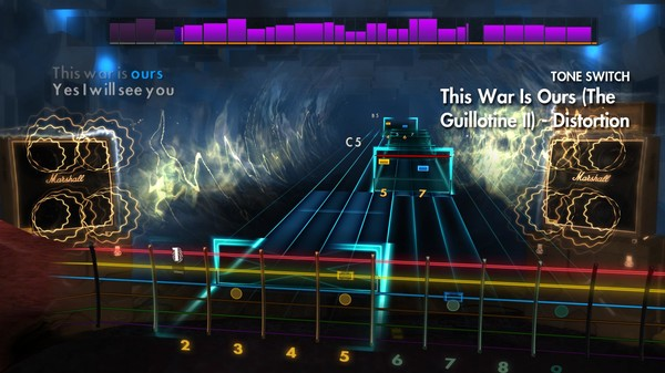 Скриншот №2 к Rocksmith® 2014 Edition – Remastered – Variety Song Pack XI