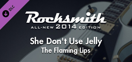 "Rocksmith® 2014 Edition – Remastered – The Flaming Lips – ""She Don't Use Jelly"""