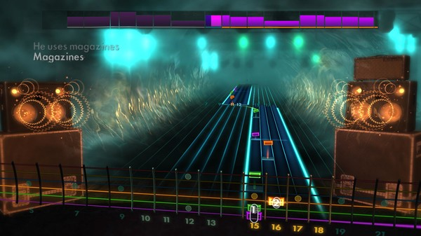 """Скриншот №5 к Rocksmith® 2014 Edition – Remastered – The Flaming Lips - """"She Dont Use Jelly"""""""