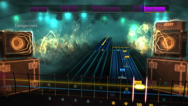 """Скриншот №4 к Rocksmith® 2014 Edition – Remastered – The Flaming Lips - """"She Dont Use Jelly"""""""