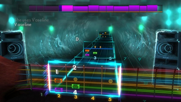 """Скриншот №1 к Rocksmith® 2014 Edition – Remastered – The Flaming Lips - """"She Dont Use Jelly"""""""