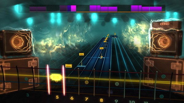"""Скриншот №3 к Rocksmith® 2014 Edition – Remastered – The Flaming Lips - """"She Dont Use Jelly"""""""