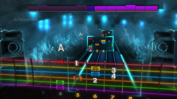 "Скриншот №3 к Rocksmith® 2014 Edition – Remastered – George Strait - ""All My Exs Live in Texas"""