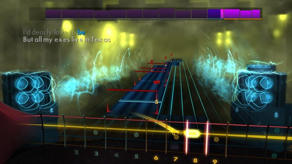 "Скриншот №5 к Rocksmith® 2014 Edition – Remastered – George Strait - ""All My Exs Live in Texas"""