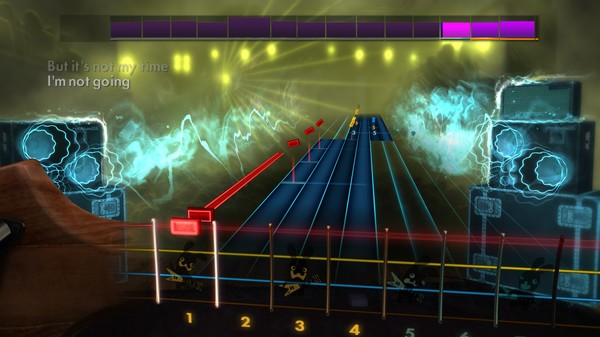 """Скриншот №3 к Rocksmith® 2014 Edition – Remastered – 3 Doors Down - """"Its Not My Time"""""""