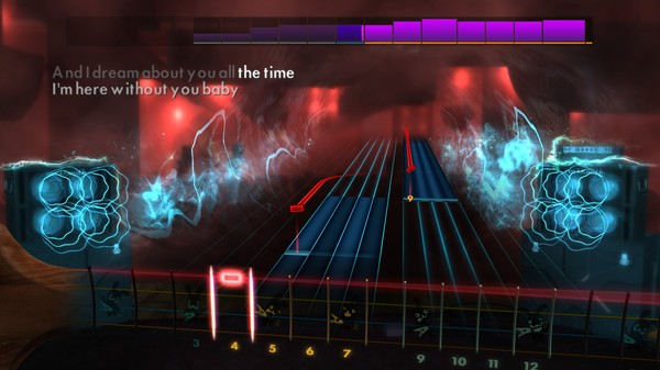 """Скриншот №5 к Rocksmith® 2014 Edition – Remastered – 3 Doors Down - """"Here Without You"""""""