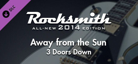 "Rocksmith® 2014 Edition – Remastered – 3 Doors Down - ""Away from the Sun"""