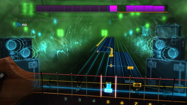 "Скриншот №5 к Rocksmith® 2014 Edition – Remastered – 3 Doors Down - ""Away from the Sun"""