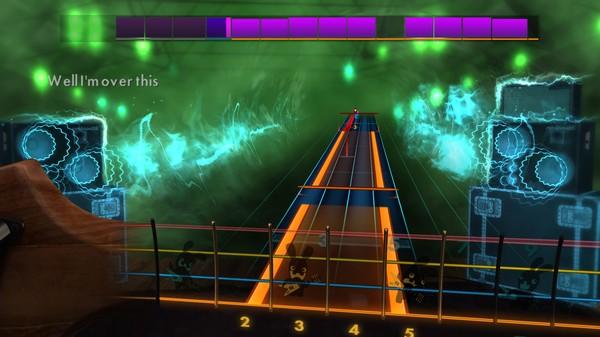 "Скриншот №1 к Rocksmith® 2014 Edition – Remastered – 3 Doors Down - ""Away from the Sun"""