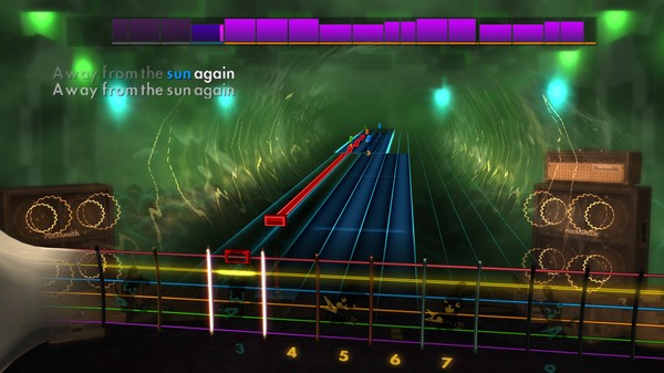"Скриншот №3 к Rocksmith® 2014 Edition – Remastered – 3 Doors Down - ""Away from the Sun"""