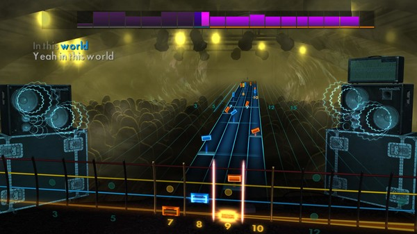 Скриншот №2 к Rocksmith® 2014 Edition – Remastered – Thrice Song Pack