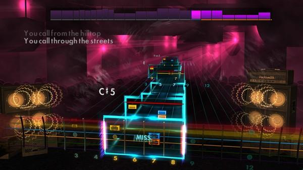 Скриншот №5 к Rocksmith® 2014 Edition – Remastered – Thrice Song Pack