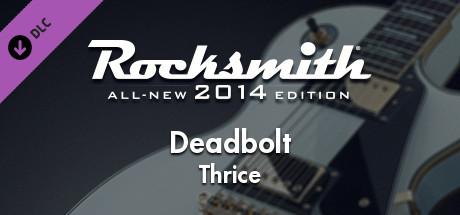 """Rocksmith® 2014 Edition – Remastered – Thrice - """"Deadbolt"""""""