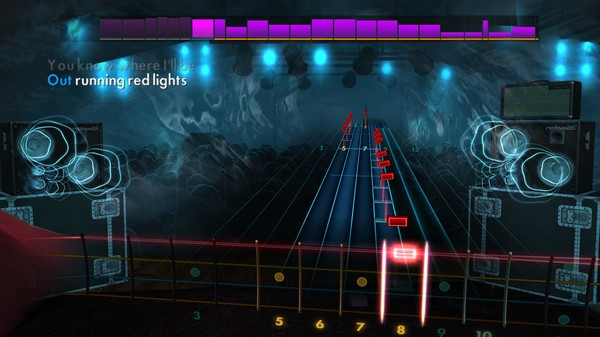 "Скриншот №1 к Rocksmith® 2014 Edition – Remastered – Thrice - ""Deadbolt"""