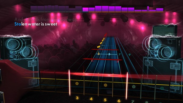 "Скриншот №4 к Rocksmith® 2014 Edition – Remastered – Thrice - ""Deadbolt"""