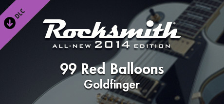 "Rocksmith® 2014 Edition – Remastered – Goldfinger - ""99 Red Balloons"""