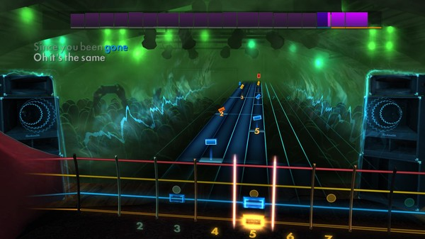 "Скриншот №4 к Rocksmith® 2014 Edition – Remastered – Four Tops - ""Its the Same Old Song"""