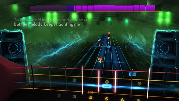"Скриншот №5 к Rocksmith® 2014 Edition – Remastered – Four Tops - ""Its the Same Old Song"""