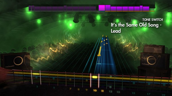 "Скриншот №1 к Rocksmith® 2014 Edition – Remastered – Four Tops - ""Its the Same Old Song"""