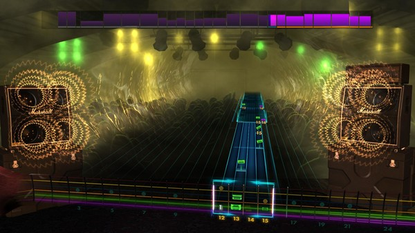 Скриншот №4 к Rocksmith® 2014 Edition – Remastered – 2000s Mix Song Pack III