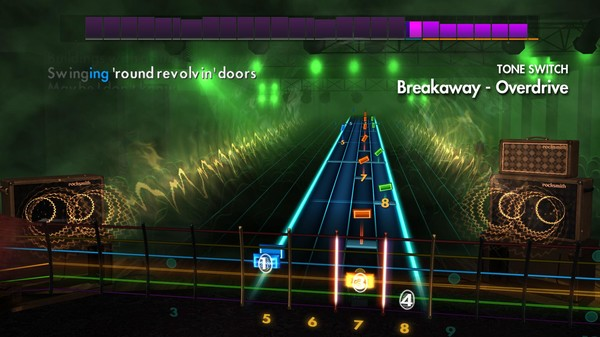 Скриншот №2 к Rocksmith® 2014 Edition – Remastered – 2000s Mix Song Pack III