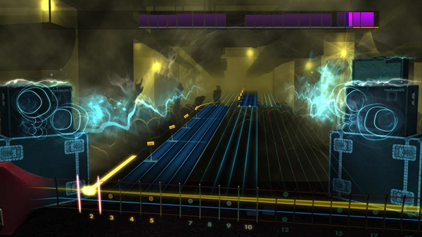 "Скриншот №2 к Rocksmith® 2014 Edition – Remastered – Band of Horses - ""The Funeral"""